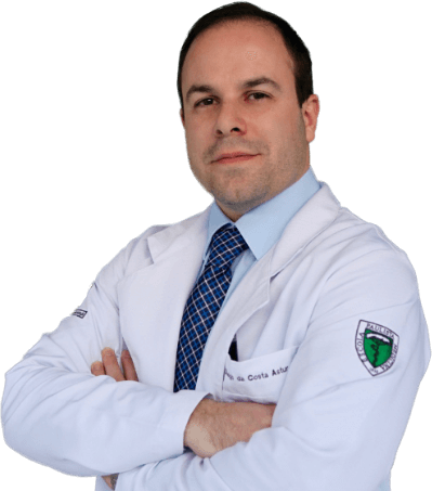 Foto do Prof. Dr. Diego Astur